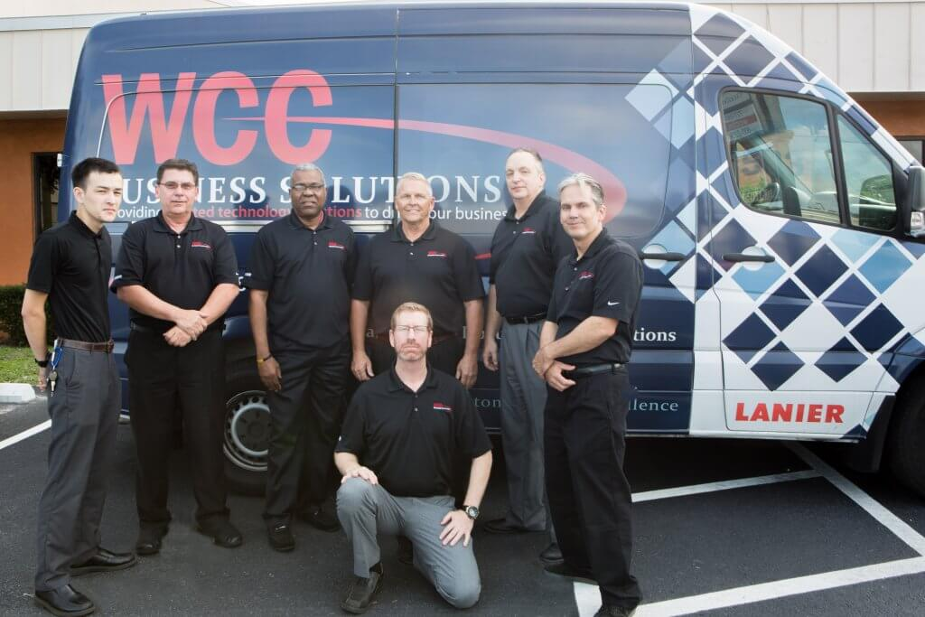 WCC Business Solutions Team
