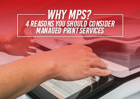 4 Reasons You should Consider Managed Print Services
